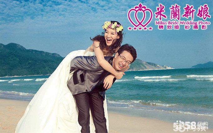 尊享深圳玫瑰海岸/婚纱城 浪漫海景套餐!