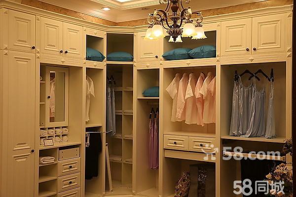 衣柜店铺设计图