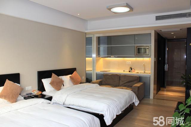 杭州贝湾酒店管理有限公司开放式简欧厨房