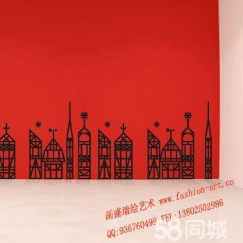 红色革命文化墙绘素材