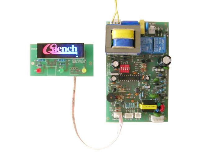 饮水机led显示电路板