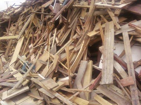 深圳市保发废旧木材回收