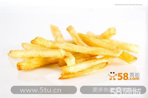 麦当劳薯条