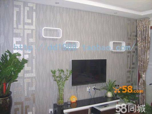 烟台电视墙设计施工 成品背景墙