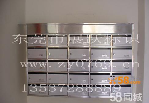 专业制作别墅信报箱,欧式风格信报箱