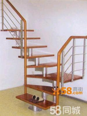 材质钢木 使用方式转角楼梯