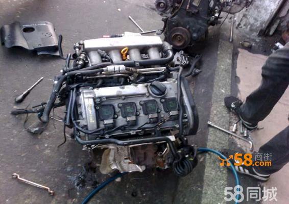 奥迪q5发动机变速箱结构