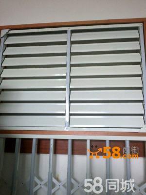 珠海市建筑外墙空调百叶窗厂价直销