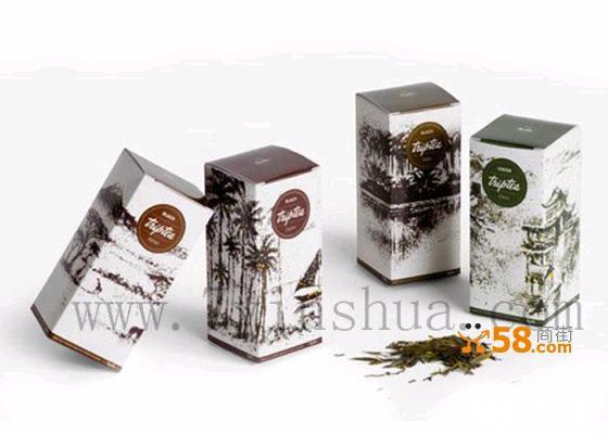 产品名称:茶叶包装盒 盒型:卡纸盒 印刷工艺:UV 腹膜 产品说明:独立小包装盒更能体现包装盒的工艺精良,完美。 设计简单,民族风的设计,更体现茶文化的悠远历史,品茶,喝茶更是一种人文风俗的体现。小盒装的茶叶是市场的需求,不比担心好茶叶的价格高昂可以买一小罐品尝,不会心疼因茶叶买的不好而丢弃。小包装更贴近民心贴近生活。 我们的宗旨:在武汉做最好的包装盒、做最好的包装产品、做最优秀的包装厂、最好的包装