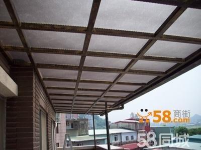 不锈钢玻璃雨棚三室二厅二卫装修案例效果图 260平米设计