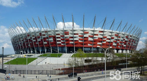 华沙国家体育场Stadion Narodowy
